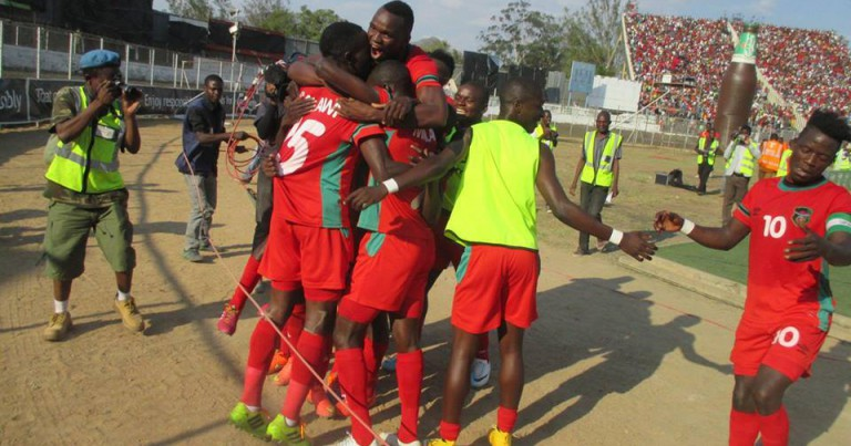 FLAMES HELD TO A 1-1 DRAW AGAINST TAIFA STARS IN TANZANIA