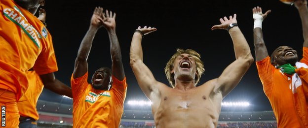 IVORY COAST CROWNED AFCON CHAMPIONS