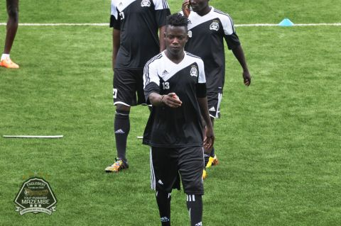 TP Mazembe and Flames Playmaker Kamwendo Says This is His Year