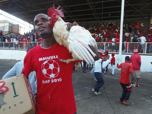 MUTHARIKA HAILS BULLETS FOR THE SUCCESS IN CAF CHAMPIONS LEAGUE