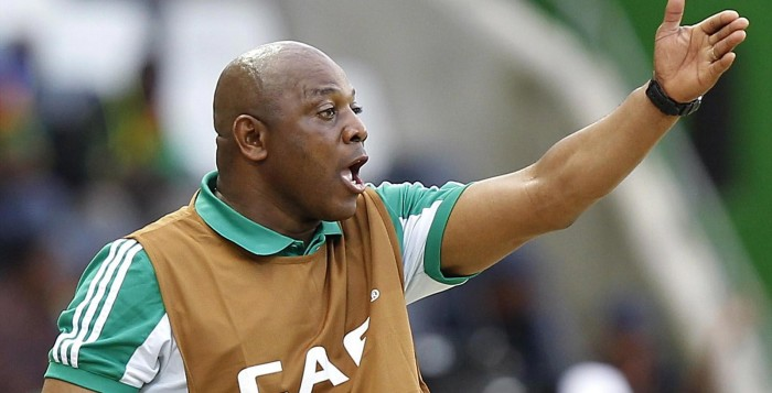 STEVEN KESHI SIGNS 2 YEAR CONTRACT EXTENSION TO STAY ON AS NIGERIA'S FOOTBALL COACH