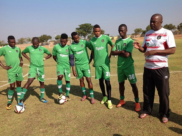 FLAMES IN COSAFA CUP PLATE FINALS