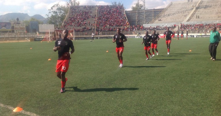MALAWI HAMMERED 2-1 BY ZIMBABWE IN 2017 AFCON QUALIFIES
