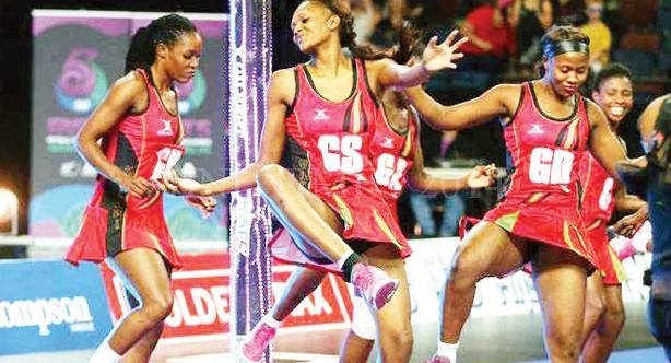 MALAWI QUEENS DEMOLISH UGANDA 51-40 IN NETBALL DIAMONDS CHALLENGE