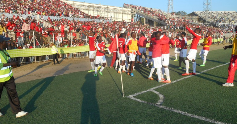 BULLETS F.C DEMOLISHES AZAM TIGERS 2-1 TO BE CROWNED 2015 TNM SUPER LEAGUE CHAMPIONS