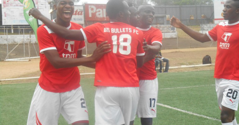 BULLETS DEFENDER SAKHANI MKANDAWIRE RULED OUT OF CARLSBERG CUP FINAL