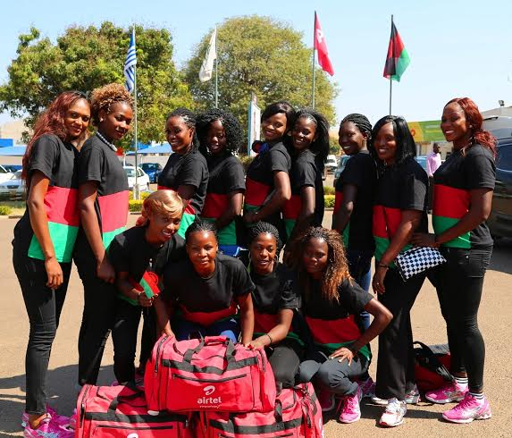 MALAWI QUEENS IN A PAINFUL LOSS AGAINST JAMAICA
