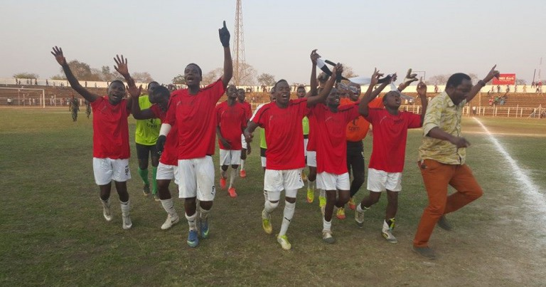 DEDZA YOUNG SOCCER THROUGH TO THE QUARTER-FINALS OF STANDARD BANK KNOCKOUT CUP