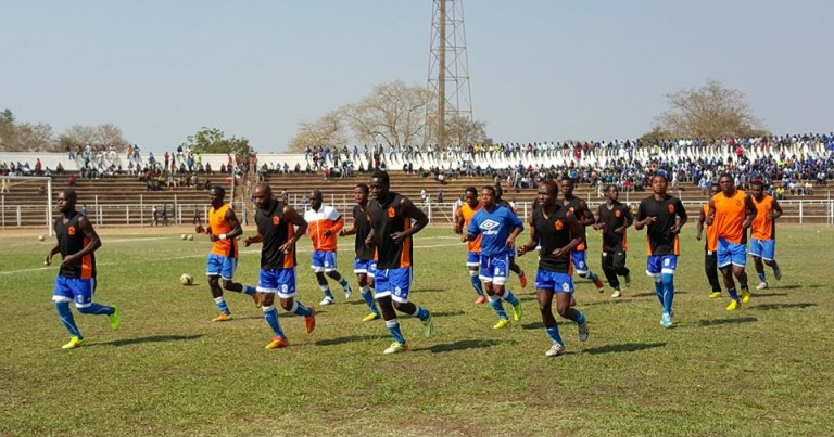 BE FORWARD WANDERERS BEAT MAFCO IN STANDRD BANK KNOCKOUT CUP