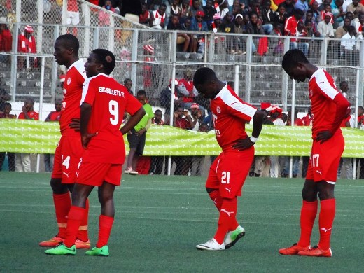 BULLETS FC PLAYERS ON STRIKE: DEMANDS THE IMMEDIATE FIRING OF THREE OFFICIALS