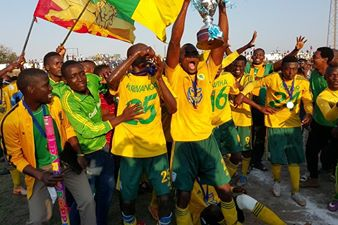 CIVO THRASHES BE FORWARD WANDERERS TO WIN STANDARD BANK CUP