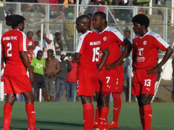 Bullets on the verge to construct 'homeground'