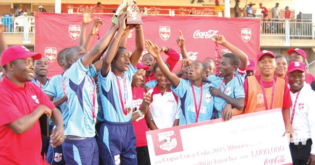 Malawi Schools Sports Association Copa Coca-Cola football competition receives overwhelming response