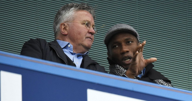 Drogba will not return to Chelsea