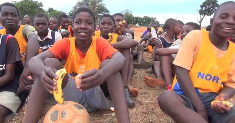 Play Football Malawi plans for five years