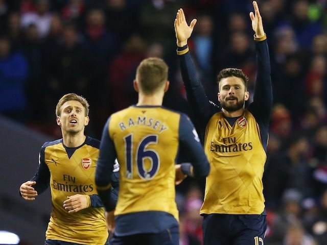 Arsenal pay the price for frailty at Anfield