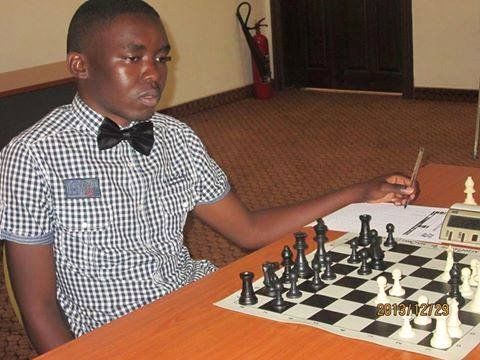 Mwale named best chess player in SA