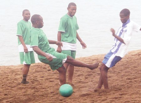 Beach soccer stadium set to be constructed in Lilongwe