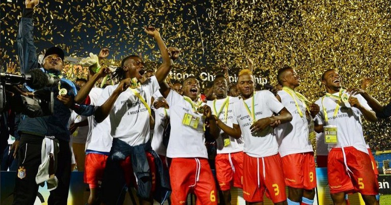 DR Congo crowned 2016 CHAN champions