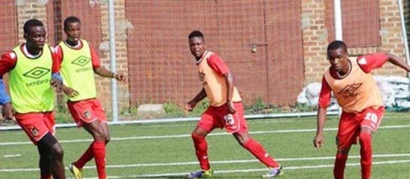 Flames successful in friendly fixture aginst Nomads