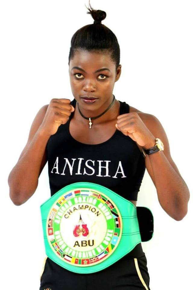 ANISHA BASHIR TO FACE KENYAN EVERLINE ODERO IN TITLE BOUT