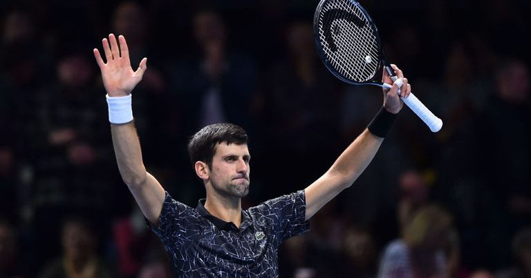 Will Djokovic go level with Federer in ATP?