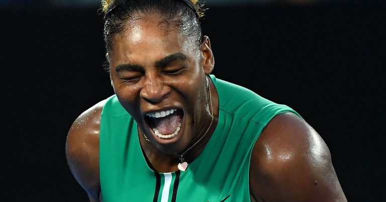 Serena Williams beats world no.1, edges closer to a record-equaling Grand Slam
