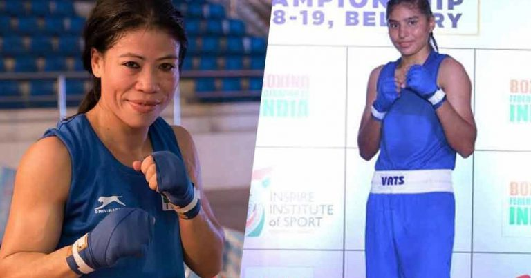 MARY KOM ENTERS QUARTERFINALS OF WORLD BOXING CHAMPIONSHIPS