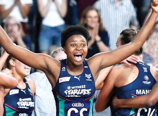 Mwawi inspires Vixens to league title