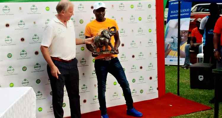 Chidale wins Seed-Co Lilongwe Open golf tournament