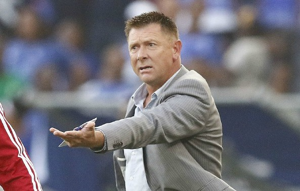 Maritzburg United terminates contract with Eric Tinkler