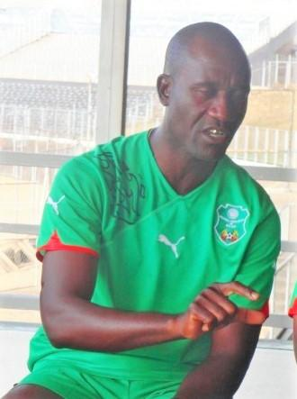 Mabedi blames clubs, poor development structures
