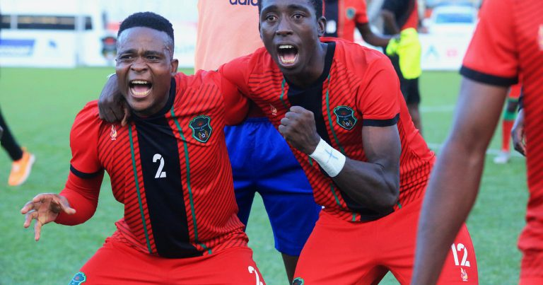 Malawi Flames now on position 115 on FIFA Rankings