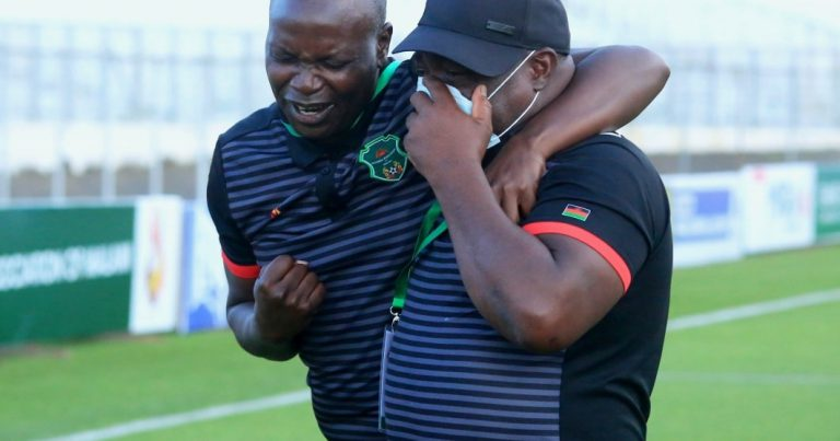 Flames Coach Meck Mwase tests positive for COVID-19